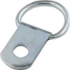 bulk d-ring zinc plated single hole