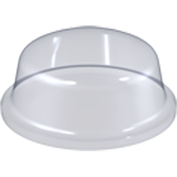 Clear Dome Bumpers 11.1 x 5.0mm