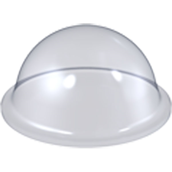 Clear Dome Bumpers 16.0 x 7.9mm