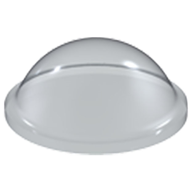 Clear Dome Bumpers 9.5 x 3.8mm