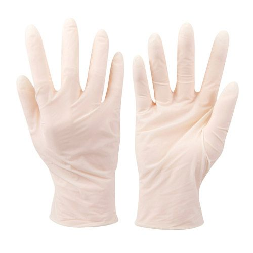 Disposable Latex Gloves (100 pack) - Large