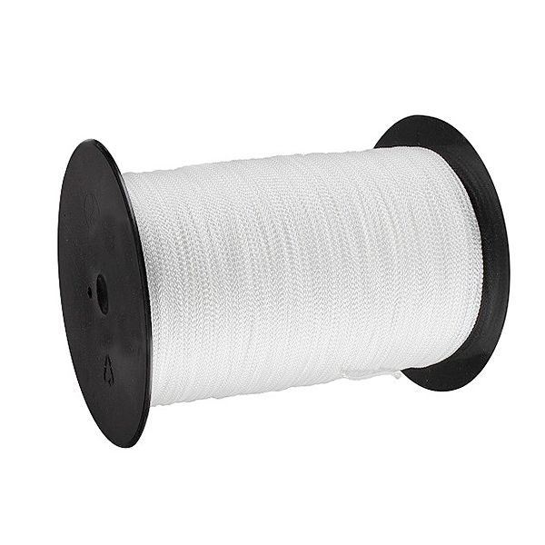Low Stretch Picture Hanging Cord No 1 - 500m Spool
