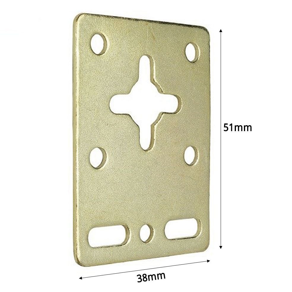 Multi Plate Picture Plate - Brass Plated