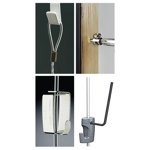 Picture Rail Hook Accessories