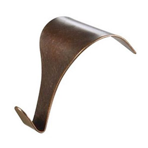 Picture Rail Hook Bronze Finish