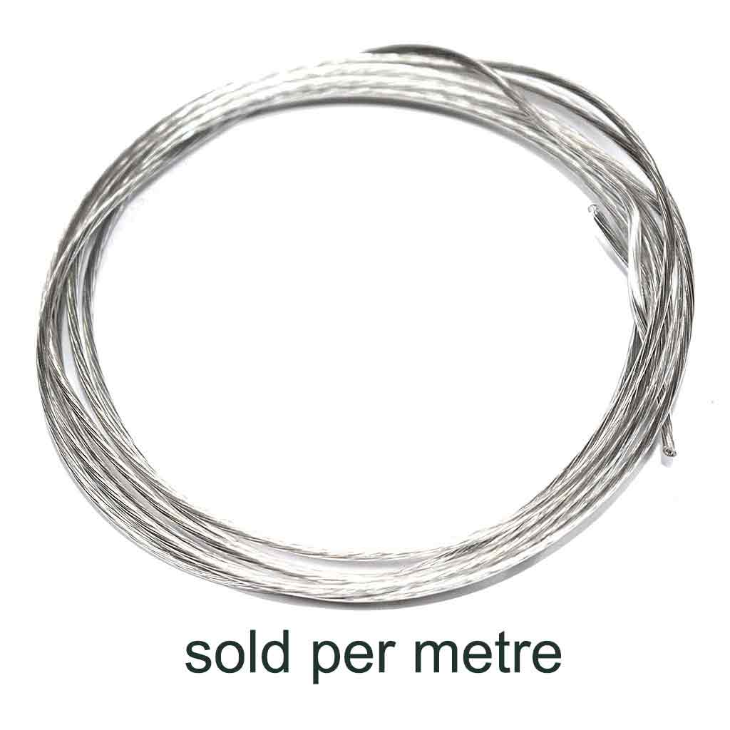 plastic coated stainless steel picture hanging wire 6 24kg