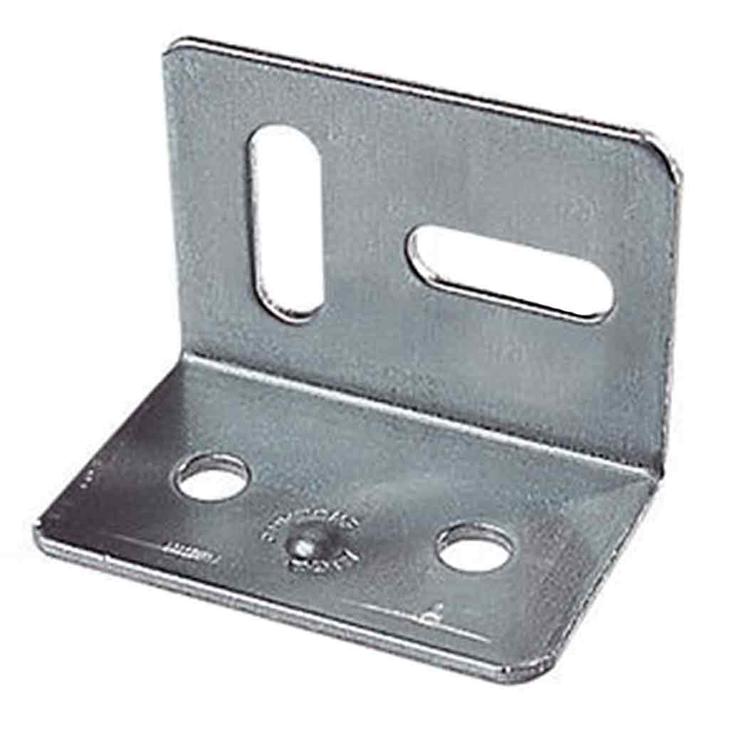 Right Angled Corner Plate 38mm.