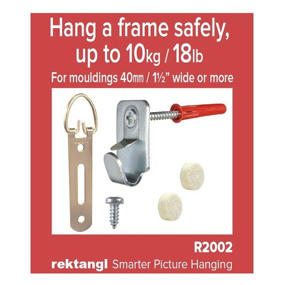 Safety Hook Hanging Pack - 10kg