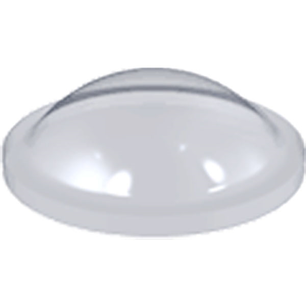 Super Soft Clear Dome Bumpers 7.9 x 2.5mm
