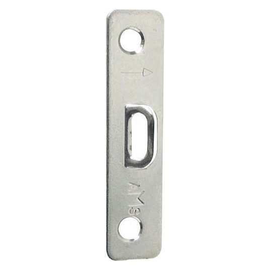 Zinc Plated Anchor Plate Hanger 2 Hole 51mm