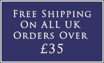 Free Shipping on all UK Orders Over £35